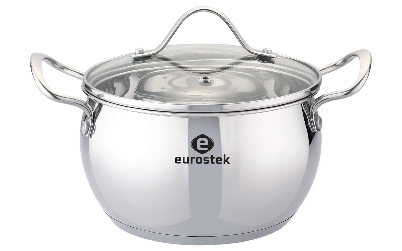 Кастрюля Eurostek ES-1084 2.9 л
