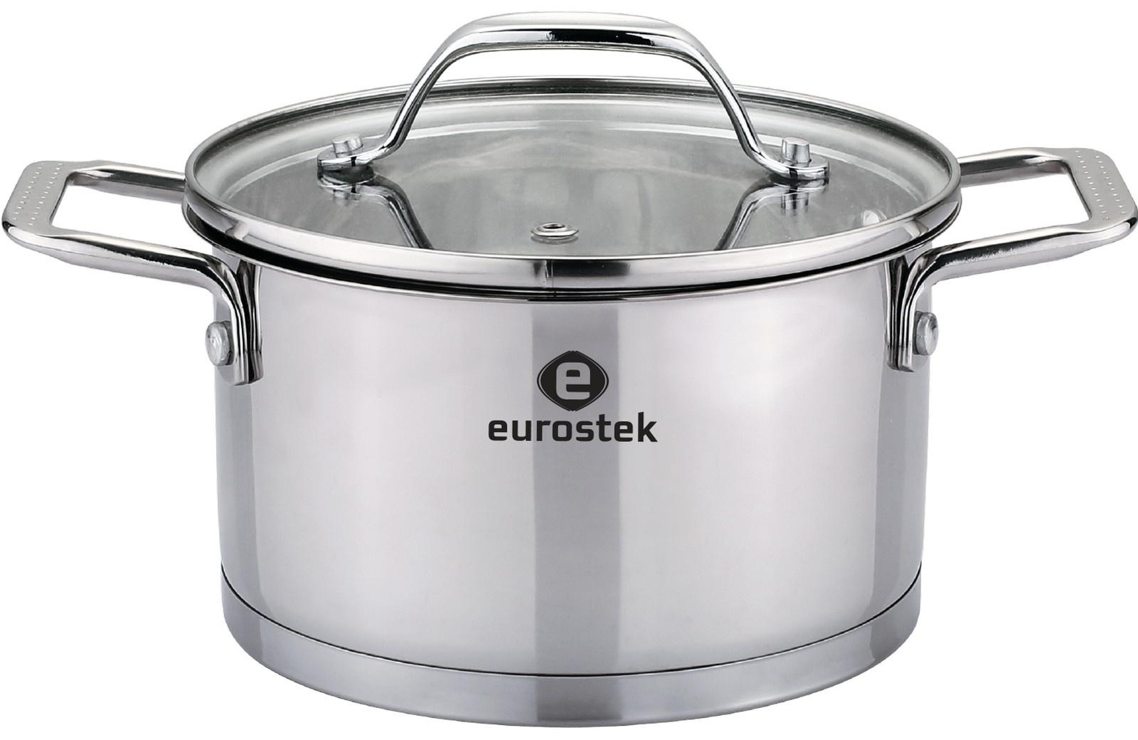 Кастрюля Eurostek ES-1063 2.9 л