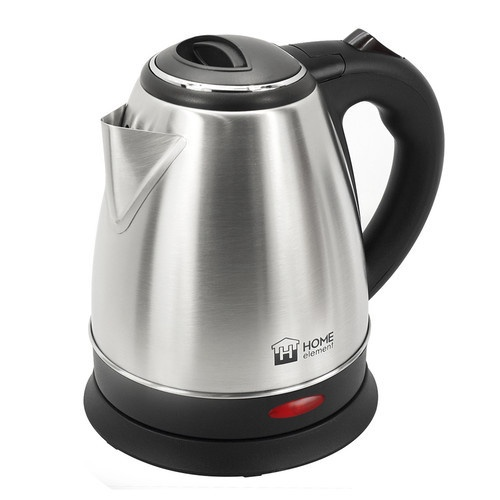 Электрический чайник HOME ELEMENT HE-KT195 чайник электрический home element he kt183 черный сталь