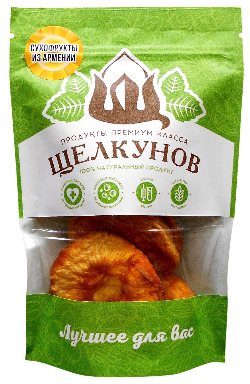 Сухофрукты Щелкунов Персик сушеный, 110 г