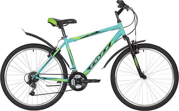 Велосипед горный Foxx Aztec, колесо 12, рама 12, 24SHV.AZTEC.12BL9, синий велосипед горный foxx mango колесо 24 рама 12 24shv mango 12or9 оранжевый
