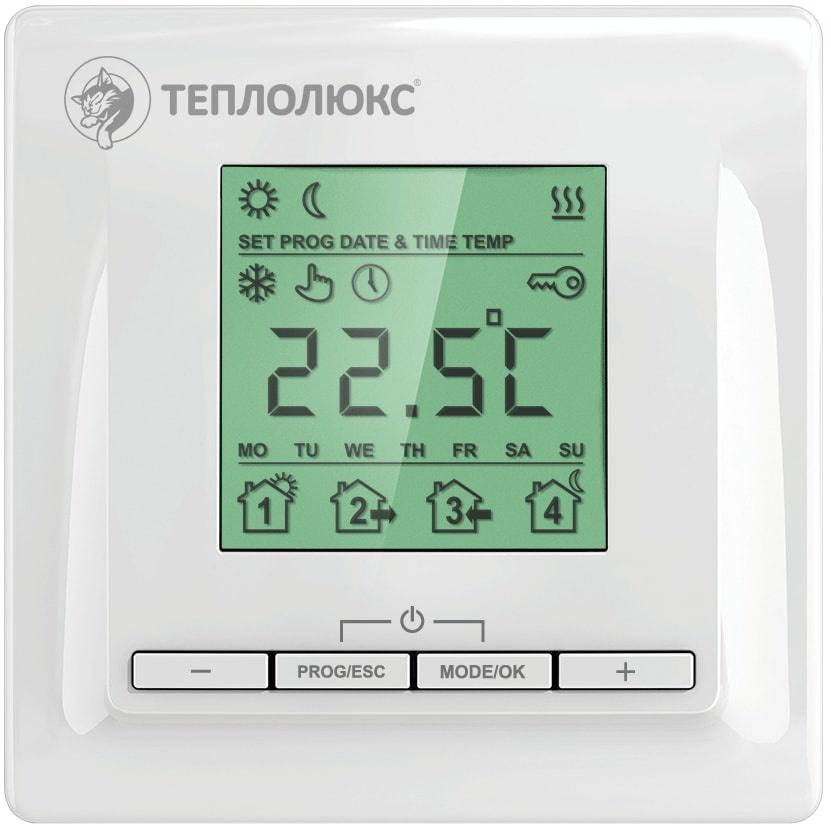 Терморегулятор теплого пола Теплолюкс TP 520 теплолюкс тр 515