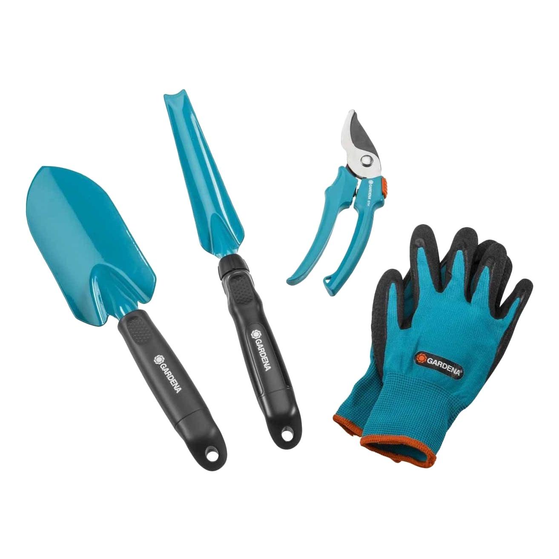 Набор садовых инструментов GARDENA 08965-30.000.00 набор садовых инструментов gardena 08966 30 000 00