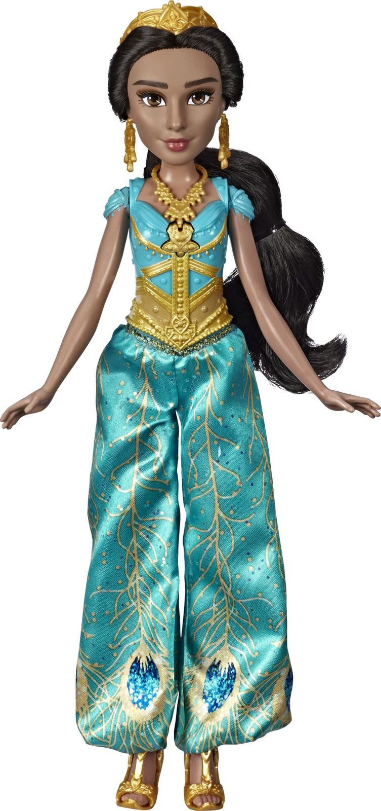 Кукла Disney Princess Aladdin Fashion Doll Жасмин, E5442EU4 цена
