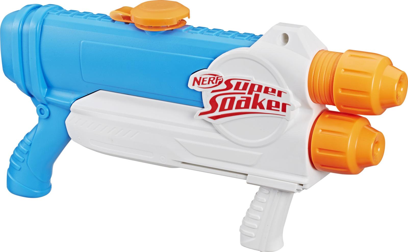 Игрушечное оружие Nerf Водный бластер Барракуда Суперсокер, E2770EU4 мобил рек agestar sub2o1 red usb2 0 to 2 5hdd sata алюминий