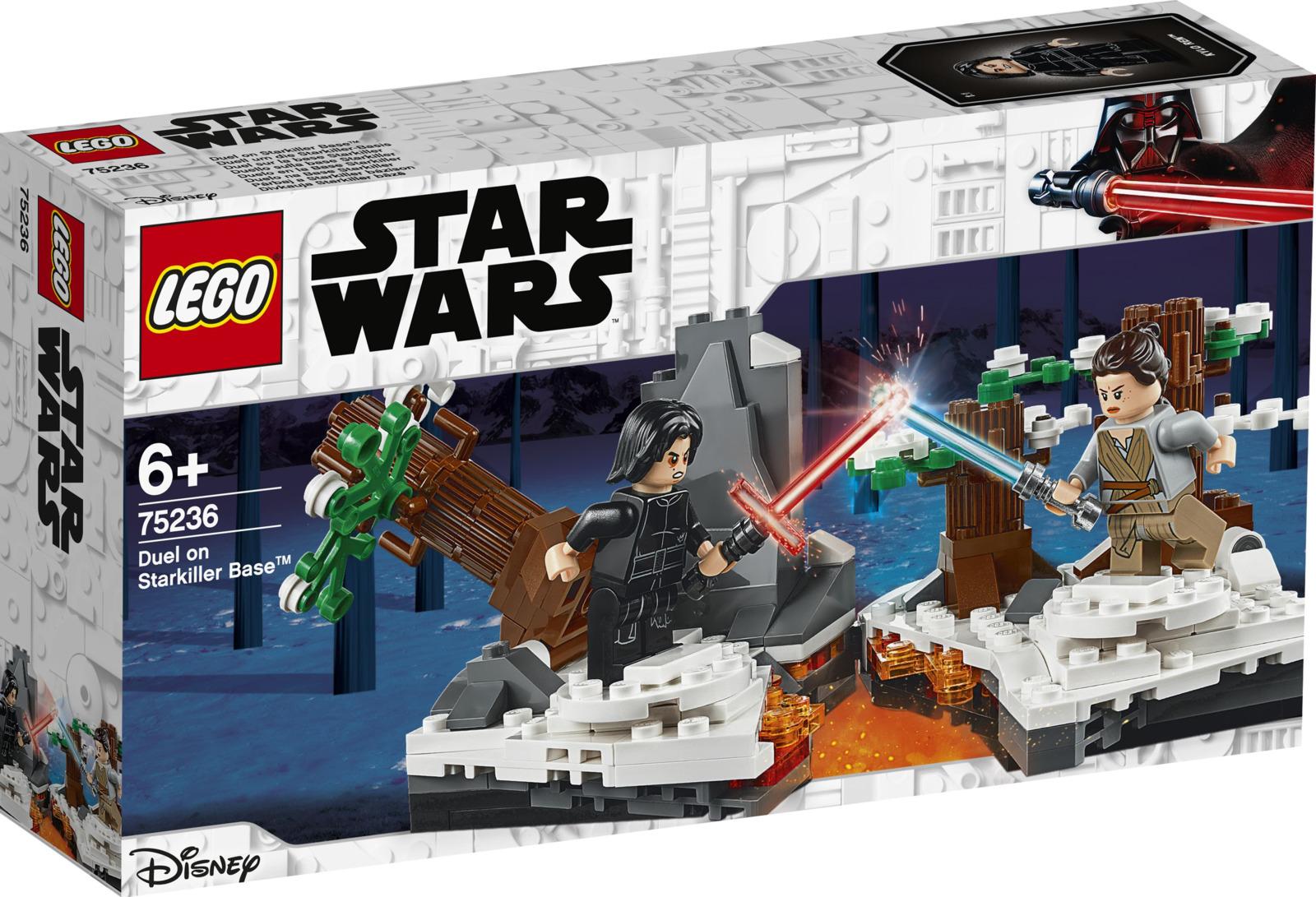 LEGO Star Wars 75236 Битва при базе Старкиллер Конструктор