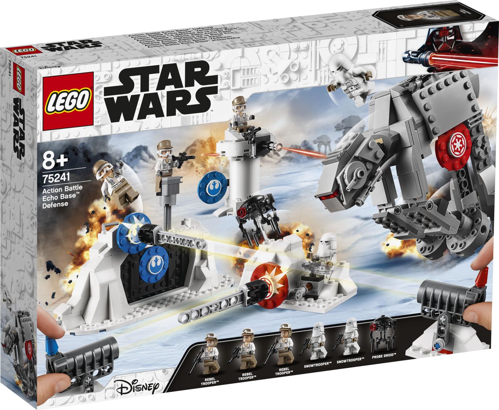 LEGO Star Wars 75241 Защита базы Эхо Конструктор