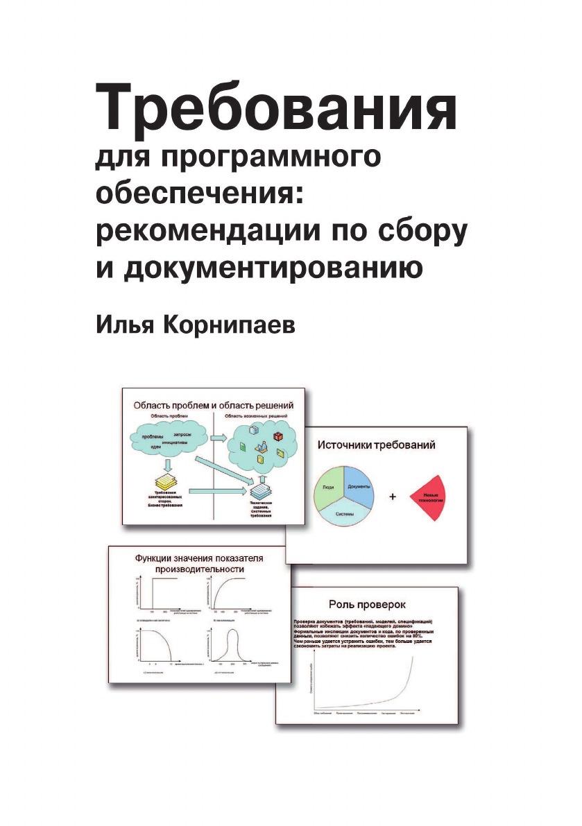 И. Корнипаев Требования для программного обеспечения: рекомендации по сбору и документированию м а глазова системы оценки стоимости проектов по разработке программного обеспечения