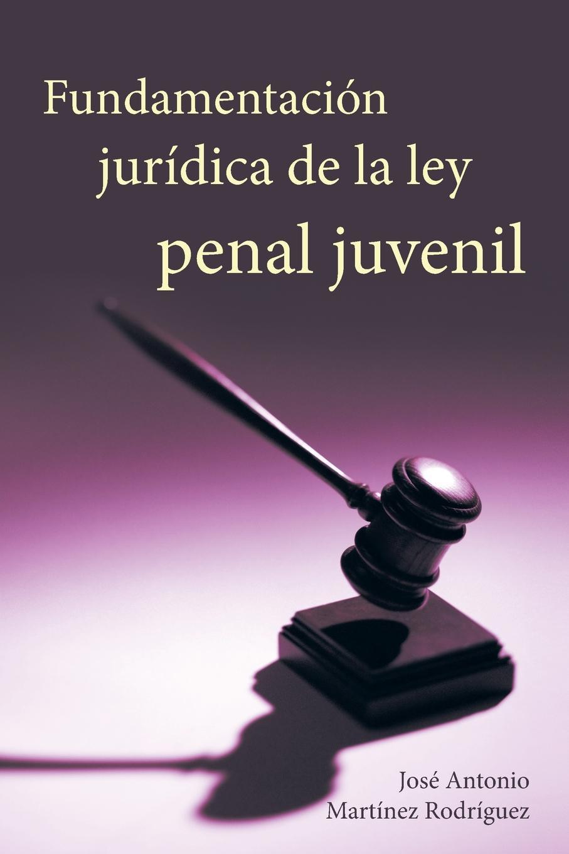 Jose Antonio Martinez Rodriguez Fundamentacion Juridica de La Ley Penal Juvenil все цены