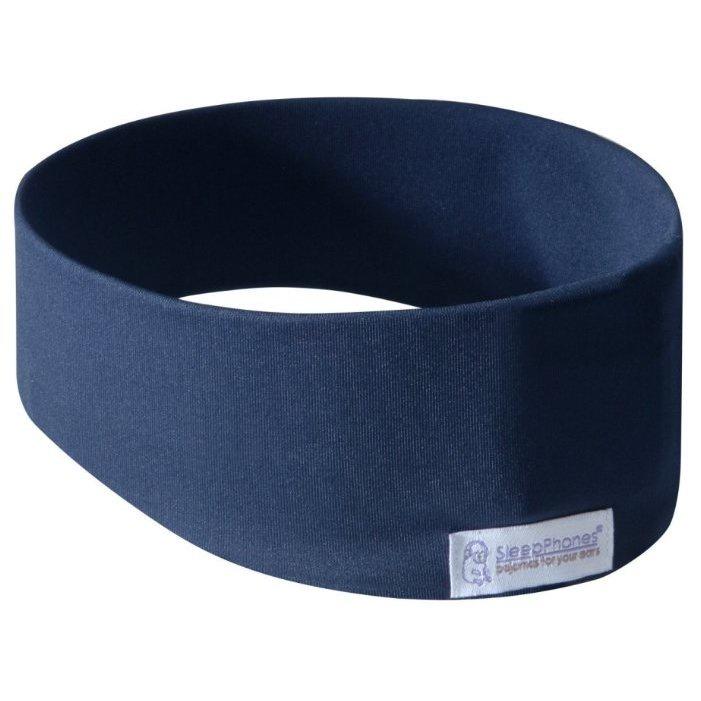 Беспроводные наушники SleepPhones Wireless Breeze, синий беспроводные наушники acousticsheep sleepphones wireless breeze темно синий