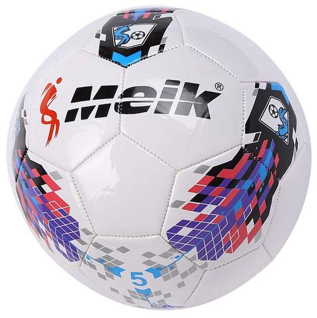 Мяч футбольный Meik 10017575