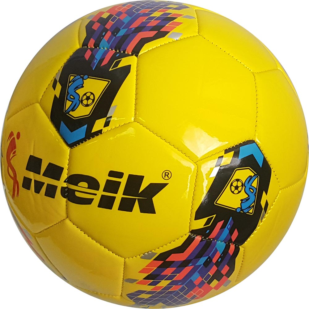 Мяч футбольный Meik 10017576