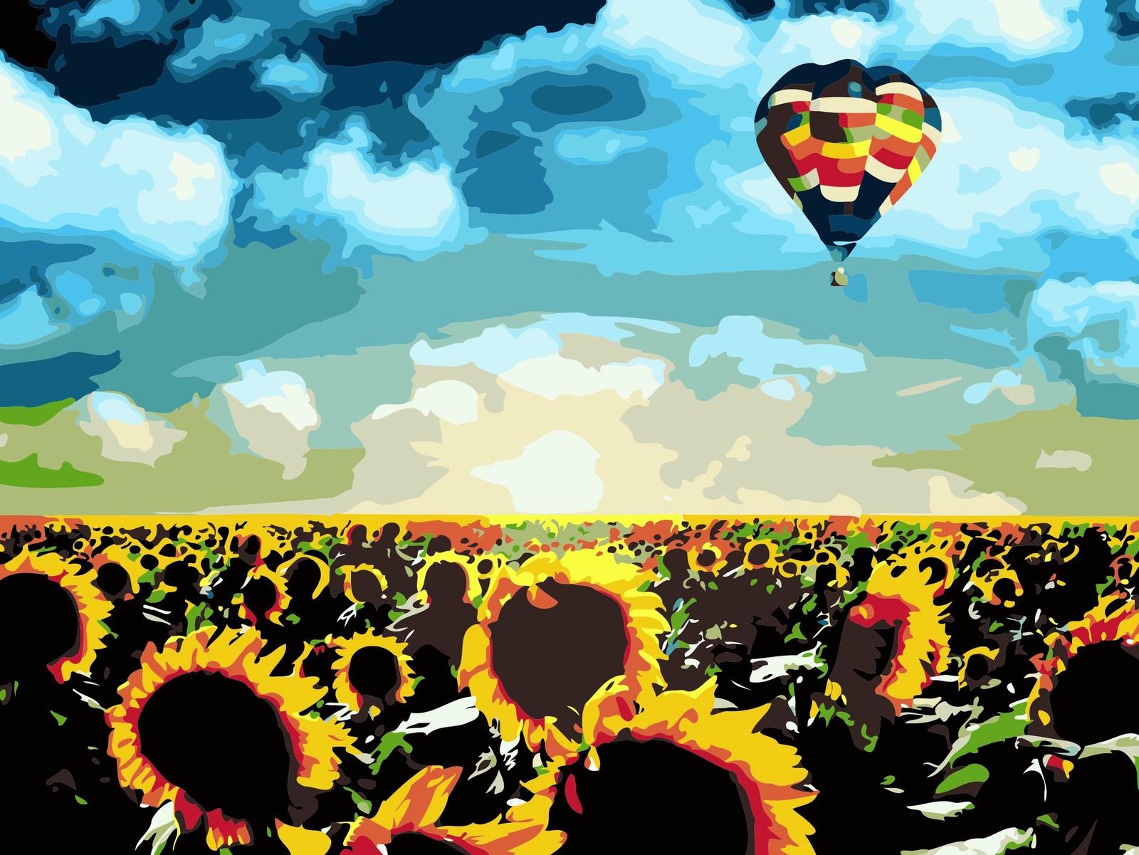 цвет лето картинки красивые яркие веселые массовый