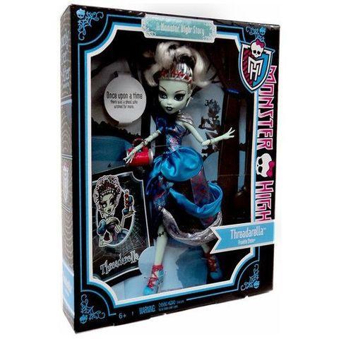 Кукла Mattel Фрэнки Штейн - Страшные сказки mattel monster high dvh72 школа монстров электро фрэнки из серии под напряжением