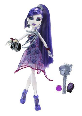 Кукла Mattel Спектра Вондергейст - Вечеринка в горошек цена