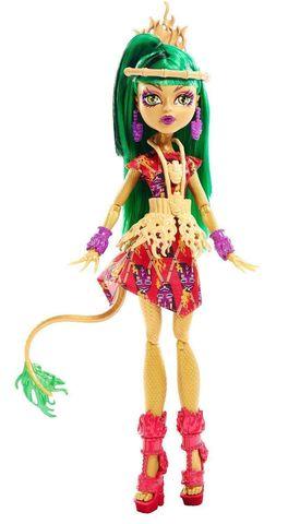 Кукла Mattel Дженифер Лонг - Монстры отдыхают цена