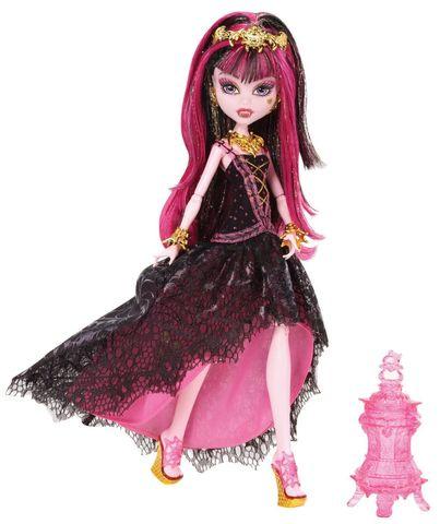 Кукла Mattel Дракулаура - 13 желаний все цены