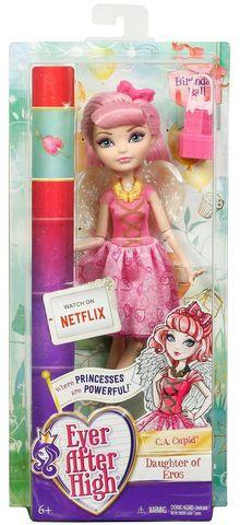 Кукла Mattel Купидон - серия День Рождения кукла mattel купидон серия день рождения