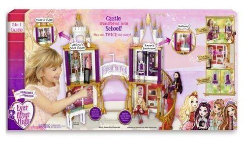 Игровой набор Mattel Замок Долго и Счастливо Эвер Афтер Хай цена 2017