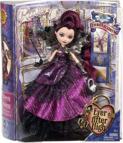 купить Кукла Mattel Рейвен Квин - День Коронации онлайн