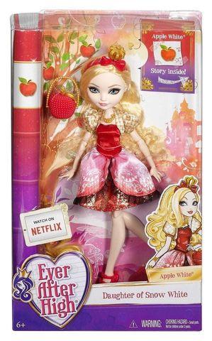 Кукла Mattel Эппл Вайт - Базовая (перевыпуск) цена