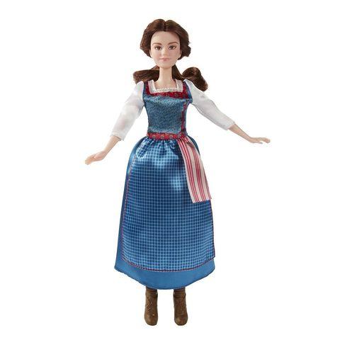 Кукла Hasbro Бель Принцесса (Красавица и Чудовище) disney princess кукла бель в юбке с проявляющимся принтом