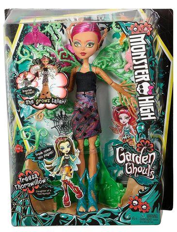 цена на Кукла Mattel Триза Торнвиллоу серия Садовые монстры