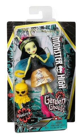 цена на Кукла Mattel Битрайс серия Садовые монстры