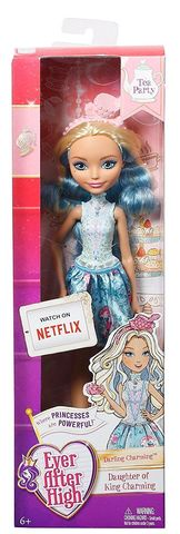 Фото - Кукла Mattel Дарлинг Чарминг Чайная вечеринка ever after high кукла сладкоежки darling charming fpd63 fpd64
