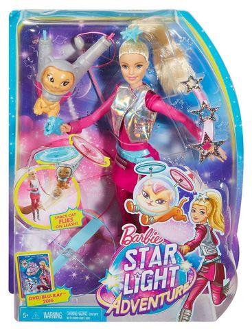 Кукла Mattel Барби Приключения в космосе mattel barbie барби и скиппер dwj63
