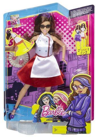 "Кукла Mattel Барби Карьера ""Секретный агент"""