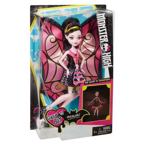 Кукла Mattel Дракулаура - Превращения цена и фото