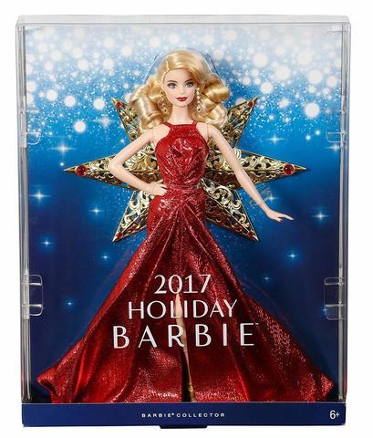 Кукла Mattel Барби Коллекционная Блондинка