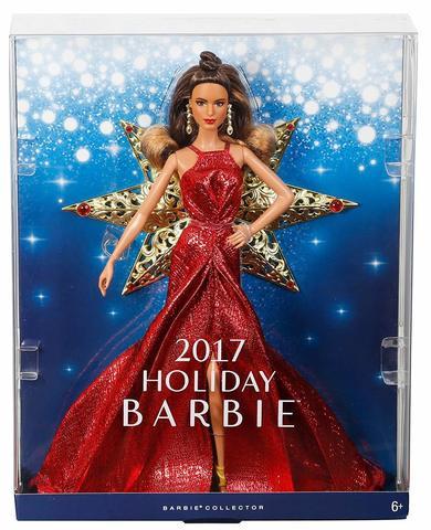 Кукла Mattel Барби Коллекционная Брюнетка