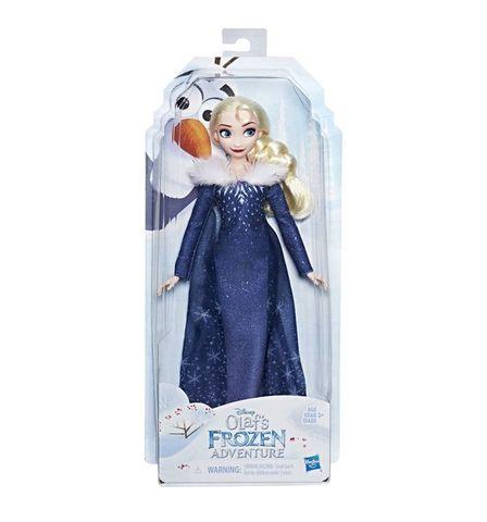 Кукла Hasbro Эльза, Холодное сердце, Рождество