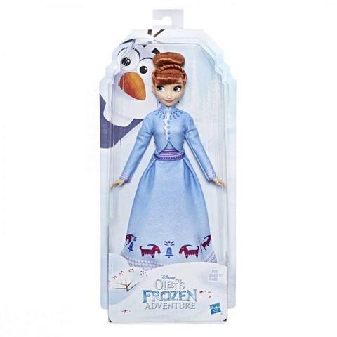Кукла Hasbro Анна, Холодное сердце, Рождество