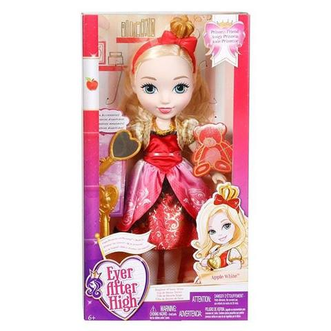 Кукла Mattel Эппл Вайт Подружка принцессы недорого