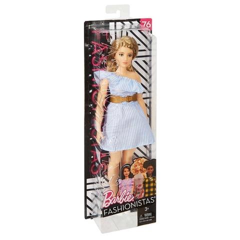 Кукла Mattel Барби Модница Стильная полоска