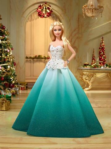 Кукла Mattel Барби Коллекция Holiday 2016 jd коллекция барби дефолт