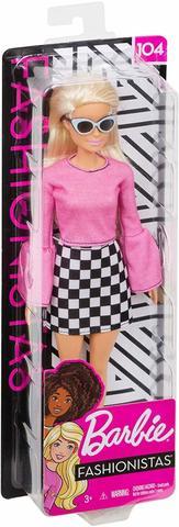 Кукла Mattel Barbie Игра с модой 104