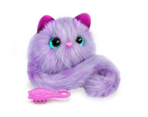 Котенок Pomsies Звездочка интерактивная игрушка чикко игрушка котенок музыкальный