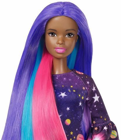 Кукла Mattel Barbie Волшебство прически barbie hair 3 3bundles