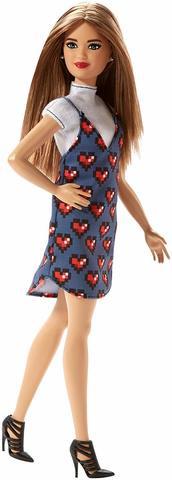 Кукла Mattel Барби Модница Прямо в сердце