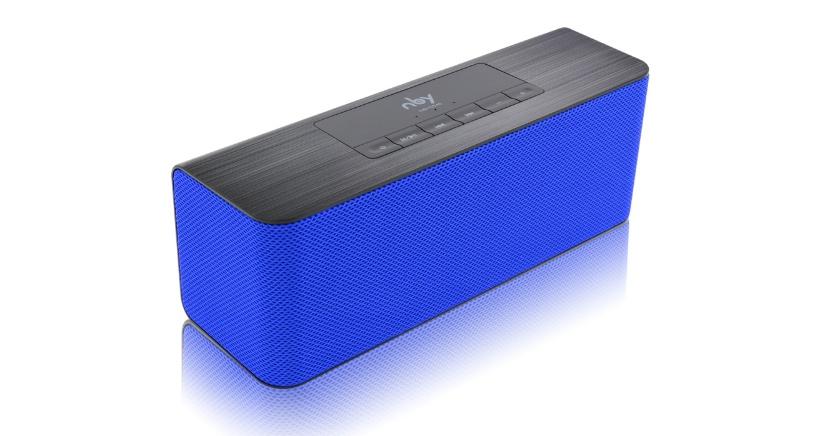 Беспроводная колонка ZDK Blue, голубой