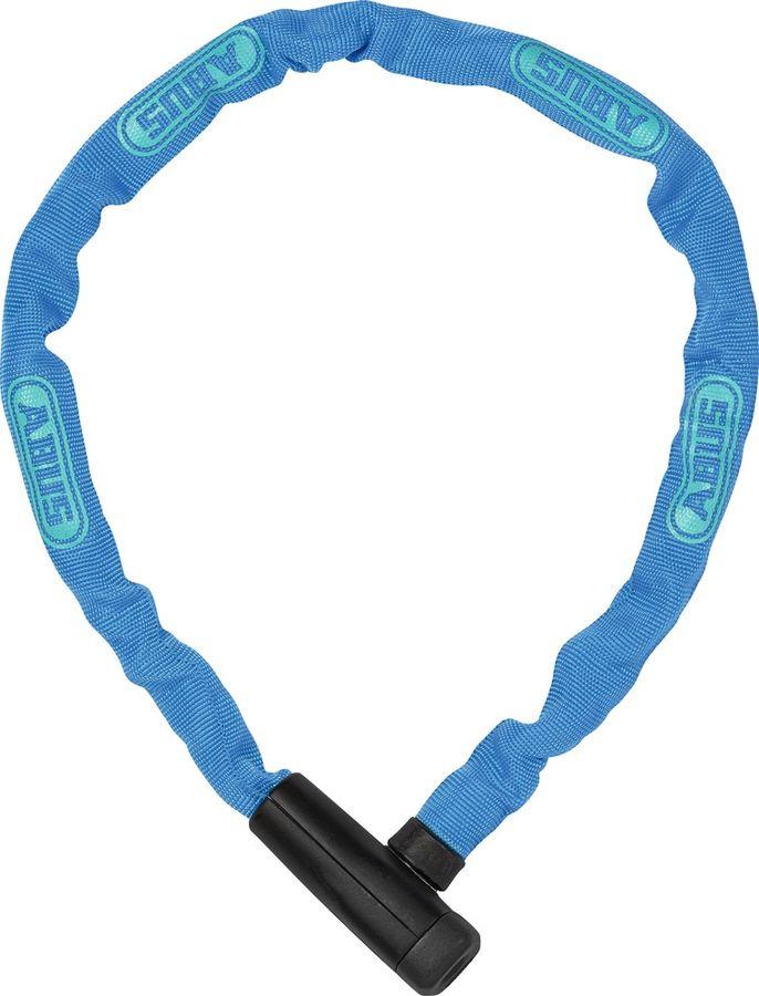 Велозамок с ключом Abus 5805K/75, синий, 75 см