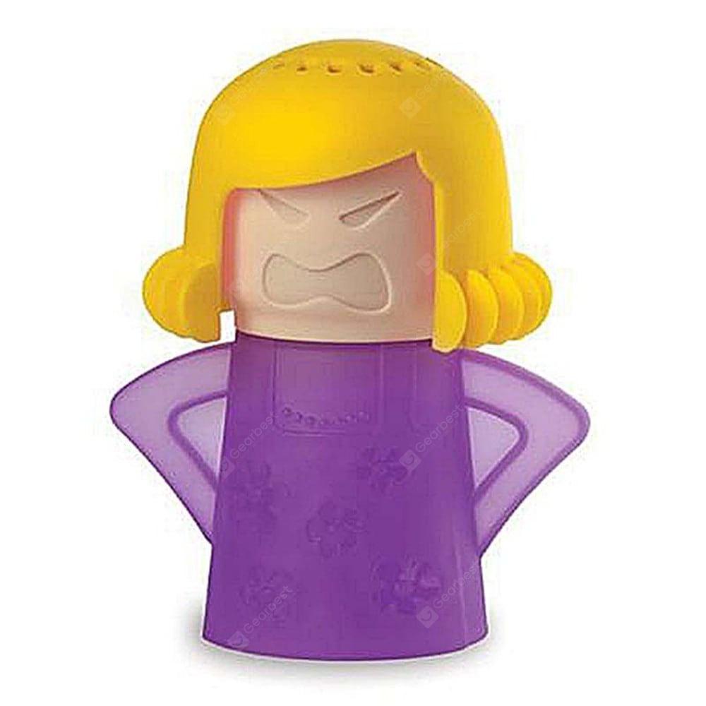 Кухонный набор Migliores Очиститель микроволновок, фиолетовый очиститель массажер языка дельтатерм лингва classic цвет фиолетовый