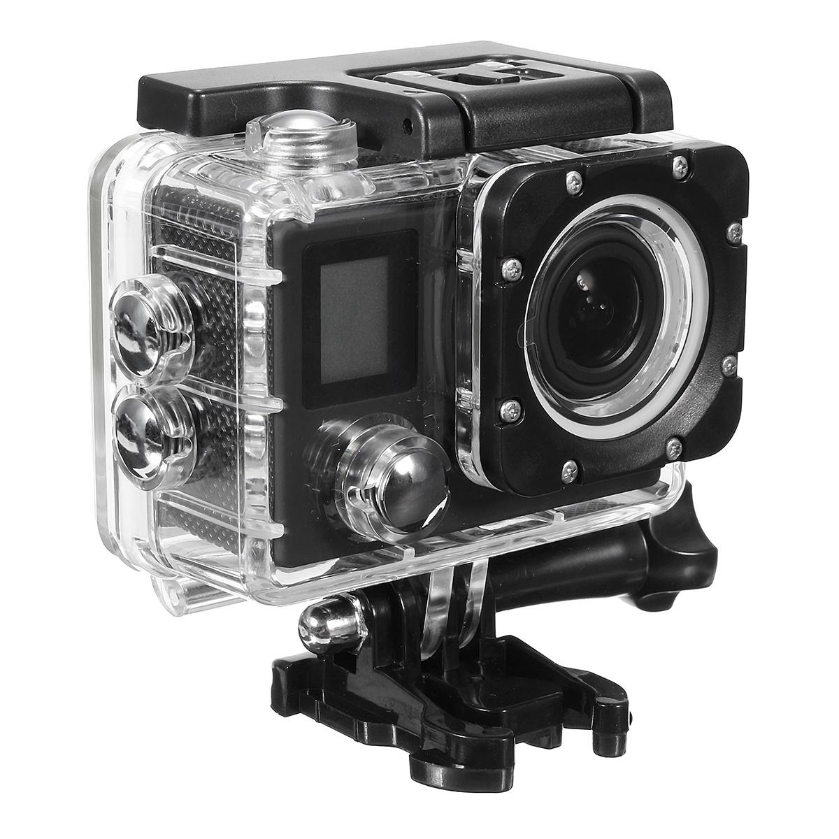 Экшн-камера Zodikam 10W-R, белый, черный, серебристый, серый, желтый, синий, розовый видеорегистратор zodikam dvr 10