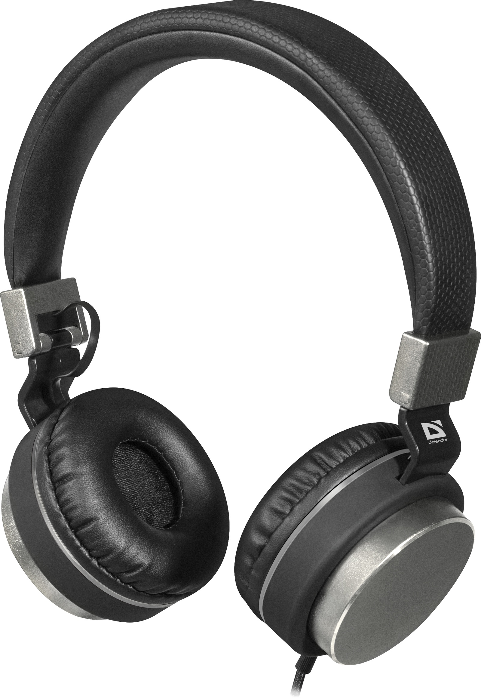 Наушники Defender Accord 165, черно-серый аккумуляторы для ноутбуков и планшетов