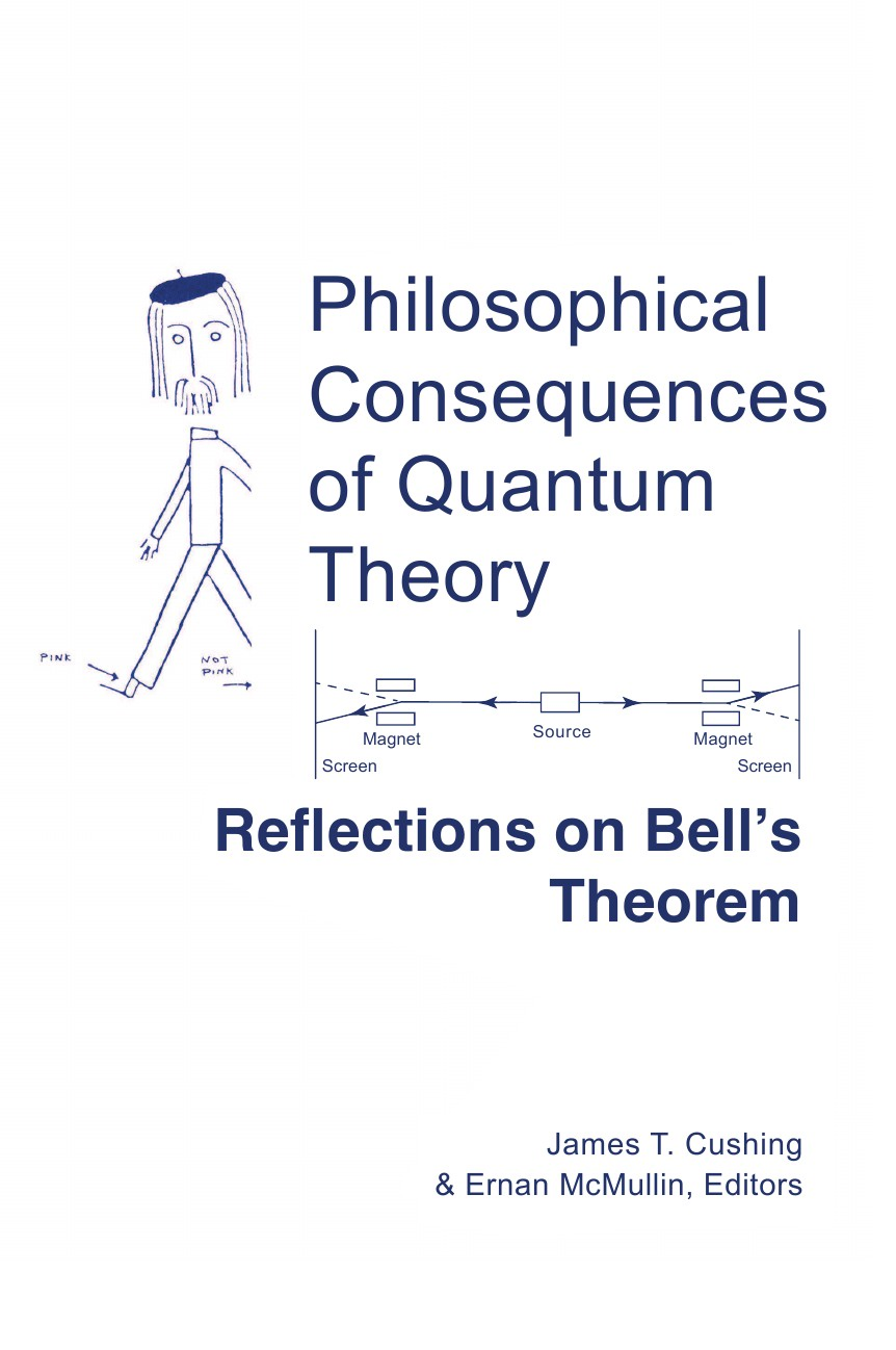 Philosophical Consequences of Quantum Theory. Reflections on Bell.s Theorem a theory of world politics