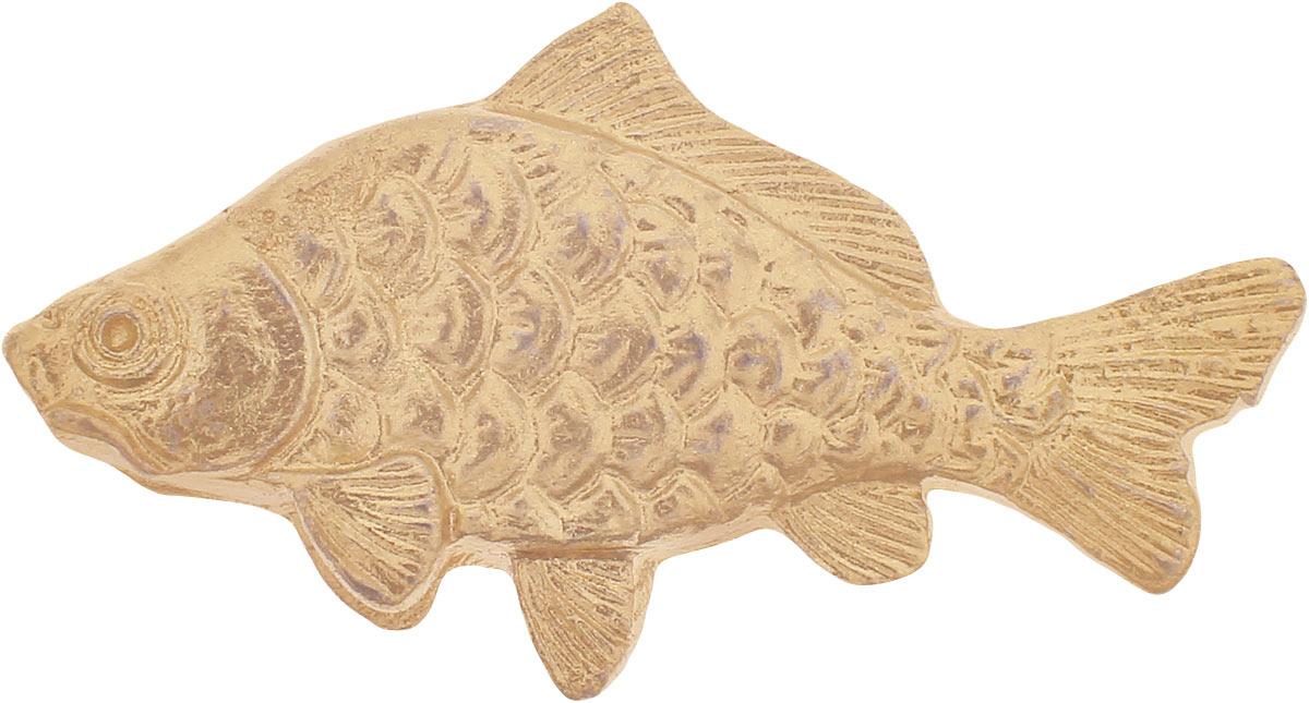 Денежный сувенир Miland Кошельковый карп, Т-6978, золотой